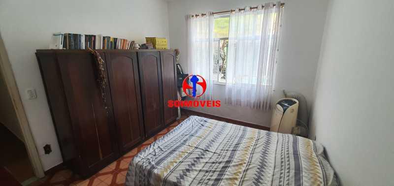 QUARTO 3 - Casa de Vila 3 quartos à venda Riachuelo, Rio de Janeiro - R$ 430.000 - TJCV30046 - 18