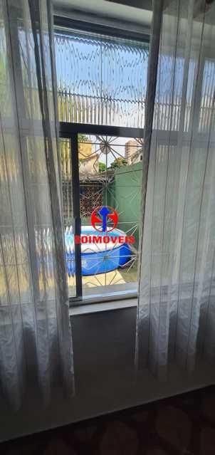 VISTA DO QUARTO 3 - Casa de Vila 3 quartos à venda Riachuelo, Rio de Janeiro - R$ 430.000 - TJCV30046 - 19