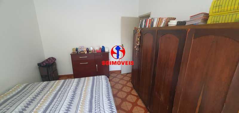 QUARTO - Casa de Vila 3 quartos à venda Riachuelo, Rio de Janeiro - R$ 430.000 - TJCV30046 - 20