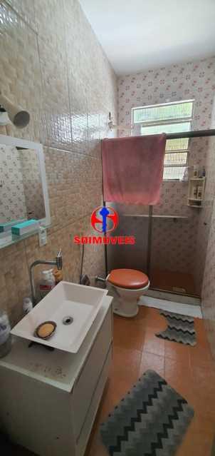 BANHEIRO SOCIAL - Casa de Vila 3 quartos à venda Riachuelo, Rio de Janeiro - R$ 430.000 - TJCV30046 - 22