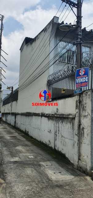 ENTRADA DA VISTA - Casa de Vila 3 quartos à venda Riachuelo, Rio de Janeiro - R$ 430.000 - TJCV30046 - 29