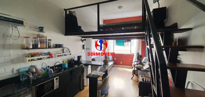 LOFT - Loft à venda Centro, Rio de Janeiro - R$ 210.000 - TJLO00002 - 1