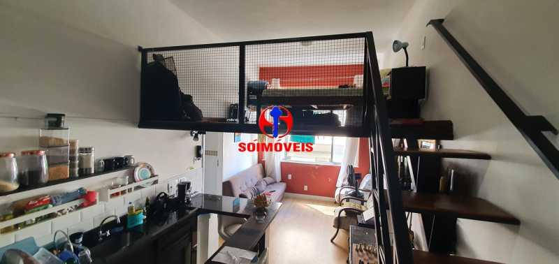LOFT - Loft à venda Centro, Rio de Janeiro - R$ 210.000 - TJLO00002 - 4