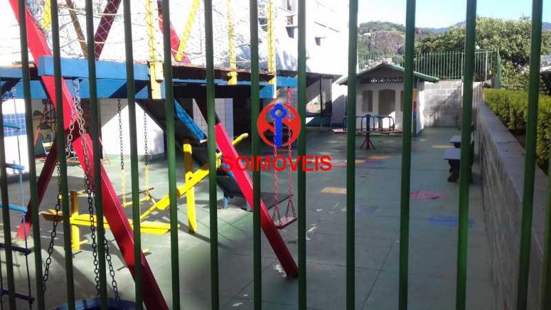 parq - Apartamento 2 quartos à venda Engenho Novo, Rio de Janeiro - R$ 185.000 - TJAP20972 - 21