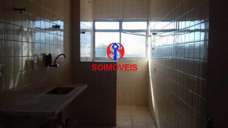 cz - Apartamento 2 quartos à venda Engenho Novo, Rio de Janeiro - R$ 185.000 - TJAP20972 - 12