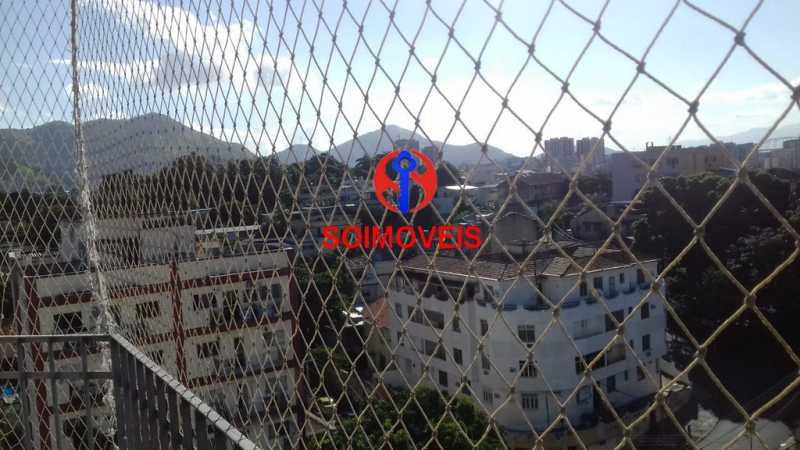 vis - Apartamento 2 quartos à venda Engenho Novo, Rio de Janeiro - R$ 185.000 - TJAP20972 - 15