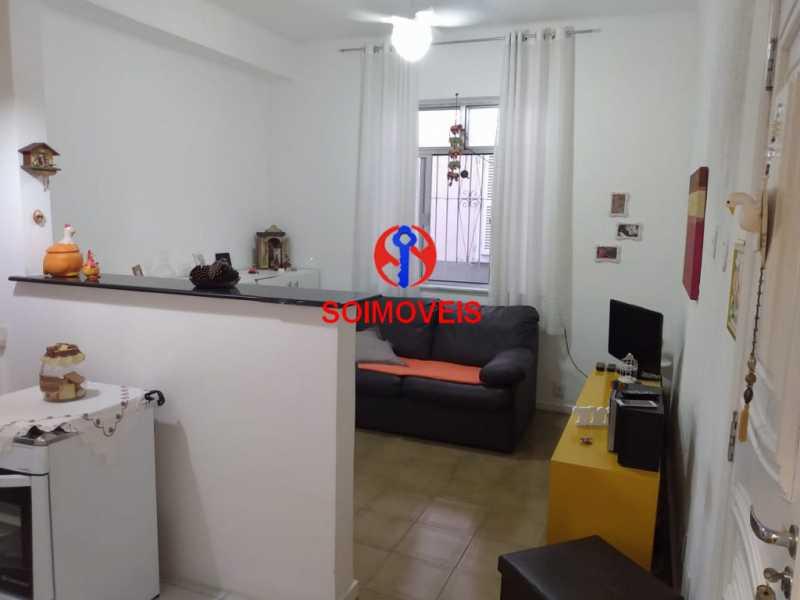 sl - Kitnet/Conjugado 35m² à venda Vila Isabel, Rio de Janeiro - R$ 220.000 - TJKI00048 - 1