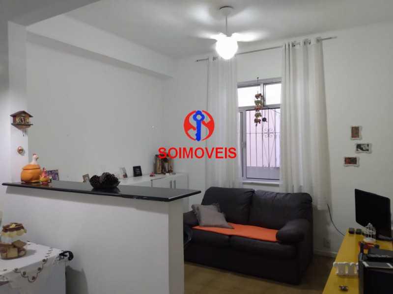 sl - Kitnet/Conjugado 35m² à venda Vila Isabel, Rio de Janeiro - R$ 220.000 - TJKI00048 - 5