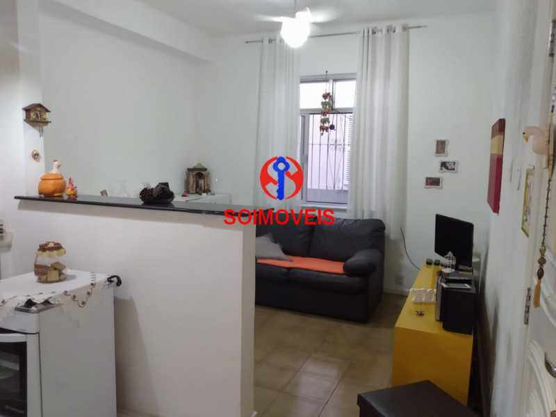 sl - Kitnet/Conjugado 35m² à venda Vila Isabel, Rio de Janeiro - R$ 220.000 - TJKI00048 - 3