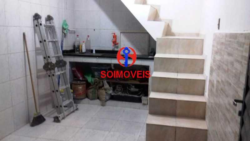 cz - Casa de Vila 1 quarto à venda Madureira, Rio de Janeiro - R$ 70.000 - TJCV10013 - 8