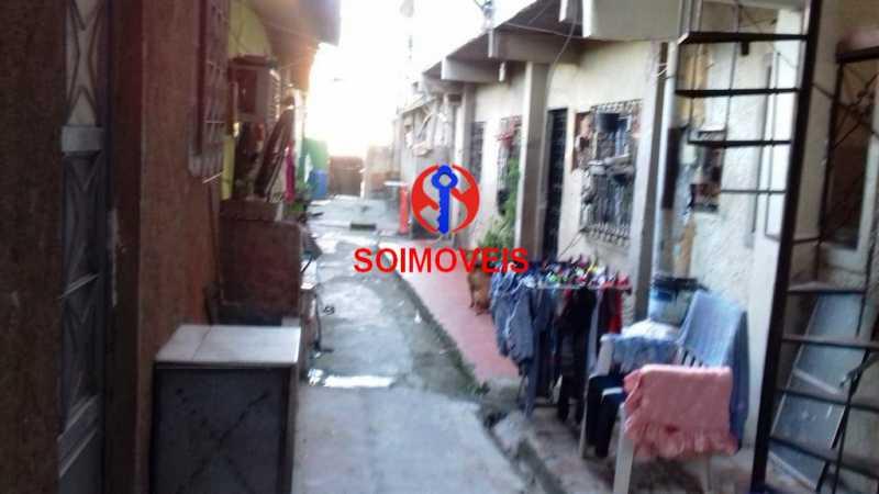 ar ext - Casa de Vila 1 quarto à venda Madureira, Rio de Janeiro - R$ 70.000 - TJCV10013 - 10