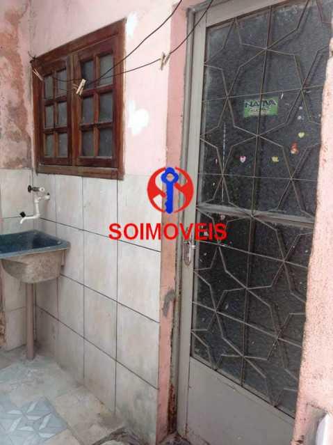 ar - Casa de Vila 1 quarto à venda Madureira, Rio de Janeiro - R$ 70.000 - TJCV10013 - 9