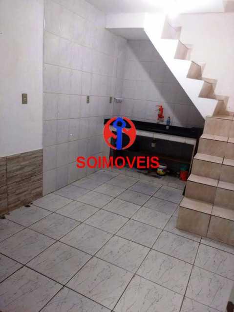 cz - Casa de Vila 1 quarto à venda Madureira, Rio de Janeiro - R$ 70.000 - TJCV10013 - 7
