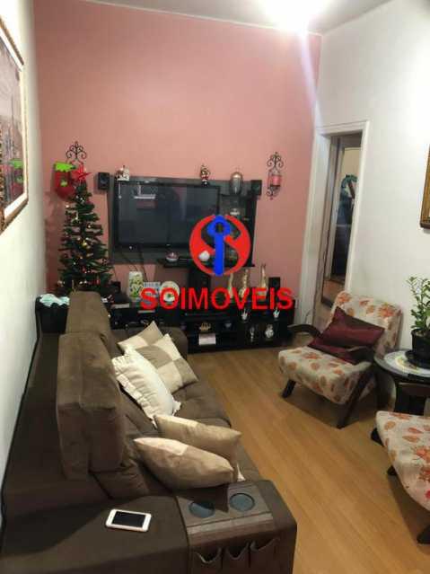 SL - Apartamento 2 quartos à venda Rio Comprido, Rio de Janeiro - R$ 270.000 - TJAP20985 - 1