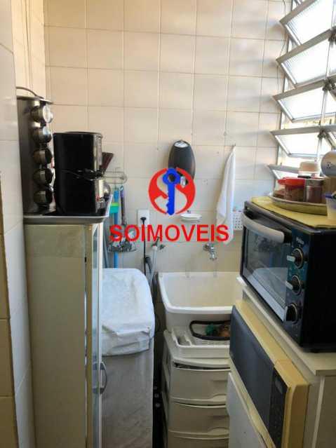 AR - Apartamento 2 quartos à venda Rio Comprido, Rio de Janeiro - R$ 270.000 - TJAP20985 - 13