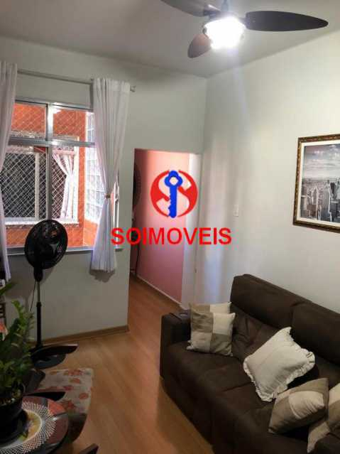 SL - Apartamento 2 quartos à venda Rio Comprido, Rio de Janeiro - R$ 270.000 - TJAP20985 - 3