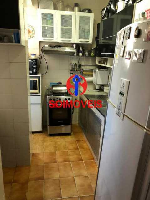 CZ - Apartamento 2 quartos à venda Rio Comprido, Rio de Janeiro - R$ 270.000 - TJAP20985 - 11