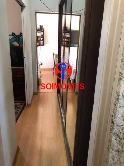 QT - Apartamento 2 quartos à venda Rio Comprido, Rio de Janeiro - R$ 270.000 - TJAP20985 - 8