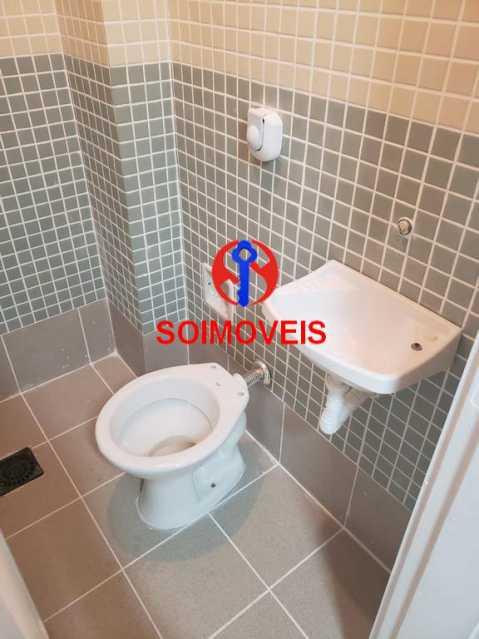 b.empregada - Apartamento 2 quartos à venda Engenho Novo, Rio de Janeiro - R$ 195.000 - TJAP20988 - 24