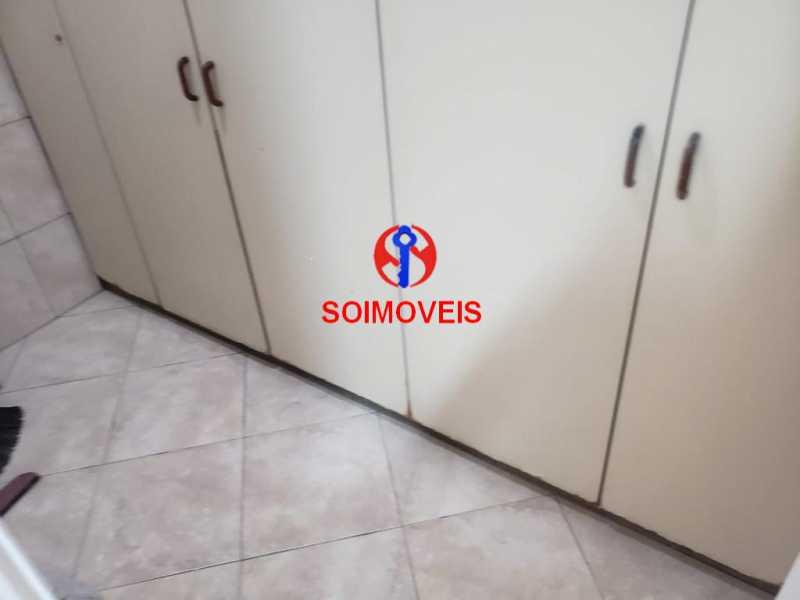 dependência - Apartamento 2 quartos à venda Engenho Novo, Rio de Janeiro - R$ 195.000 - TJAP20988 - 21