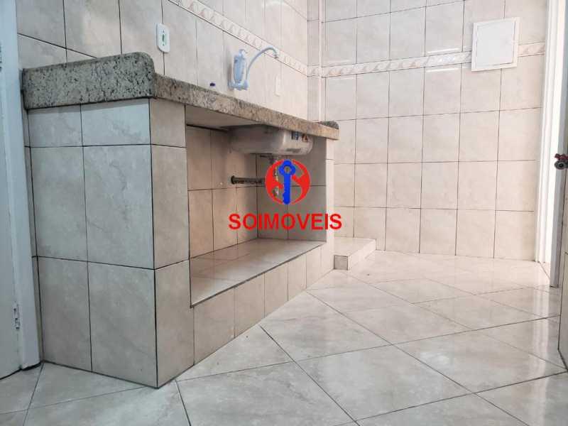 cozinha - Apartamento 2 quartos à venda Engenho Novo, Rio de Janeiro - R$ 195.000 - TJAP20988 - 19