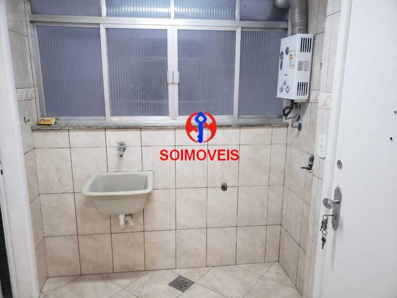 área - Apartamento 2 quartos à venda Engenho Novo, Rio de Janeiro - R$ 195.000 - TJAP20988 - 20
