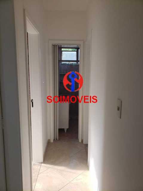 corredor - Apartamento 2 quartos à venda Engenho Novo, Rio de Janeiro - R$ 195.000 - TJAP20988 - 8