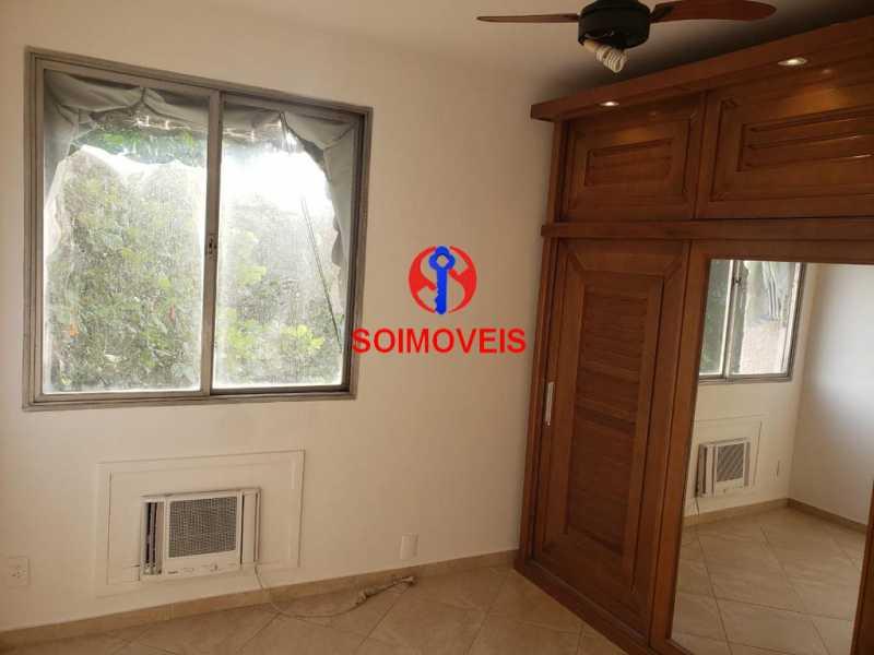 quarto 1 - Apartamento 2 quartos à venda Engenho Novo, Rio de Janeiro - R$ 195.000 - TJAP20988 - 9