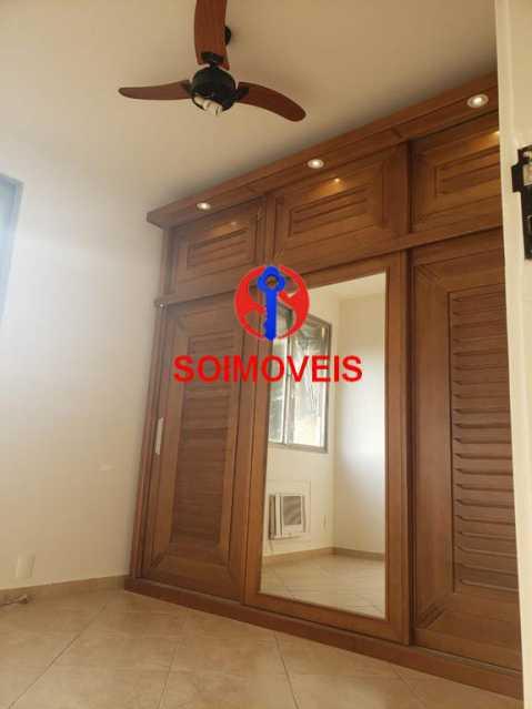 quarto 1 - Apartamento 2 quartos à venda Engenho Novo, Rio de Janeiro - R$ 195.000 - TJAP20988 - 11
