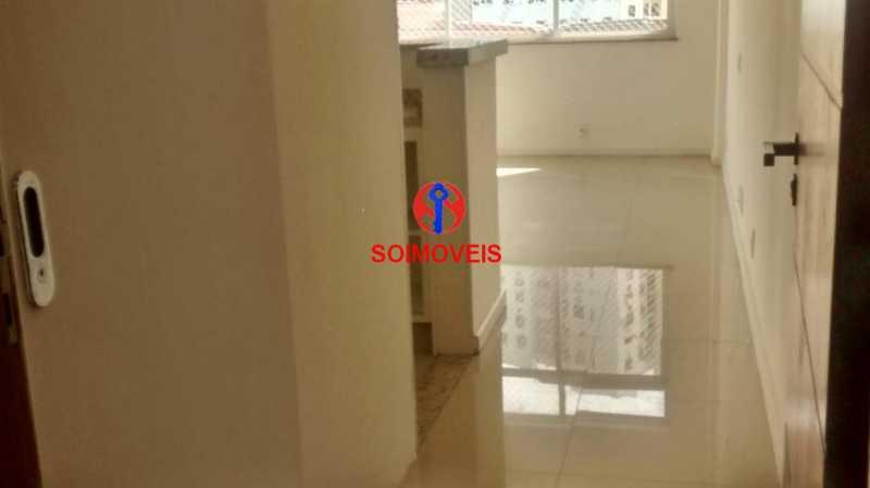CIRCULAÇÃO - Kitnet/Conjugado 30m² à venda Centro, Rio de Janeiro - R$ 260.000 - TJKI00049 - 8