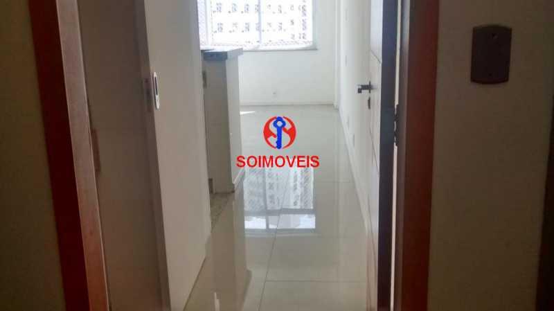 CIRCULAÇÃO - Kitnet/Conjugado 30m² à venda Centro, Rio de Janeiro - R$ 260.000 - TJKI00049 - 10