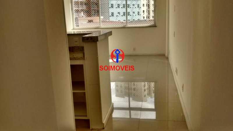 CIRCULAÇÃO - Kitnet/Conjugado 30m² à venda Centro, Rio de Janeiro - R$ 260.000 - TJKI00049 - 9