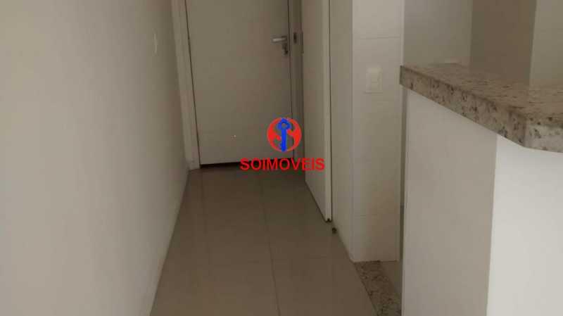 CIRCULAÇÃO - Kitnet/Conjugado 30m² à venda Centro, Rio de Janeiro - R$ 260.000 - TJKI00049 - 11