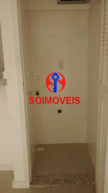 ÁREA DE SERVIÇO - Kitnet/Conjugado 30m² à venda Centro, Rio de Janeiro - R$ 260.000 - TJKI00049 - 21