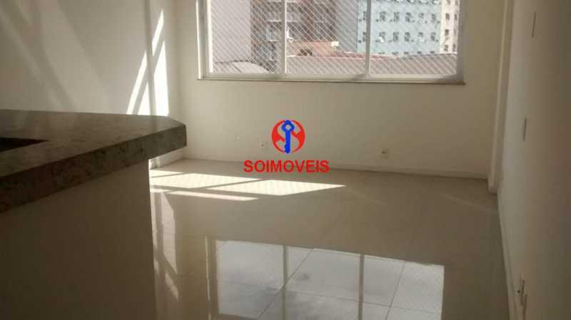 SALA - Kitnet/Conjugado 30m² à venda Centro, Rio de Janeiro - R$ 260.000 - TJKI00049 - 3
