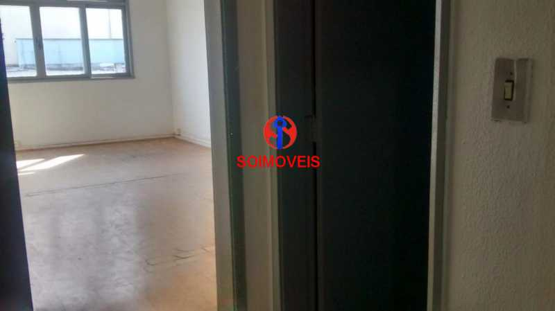 SALA - Kitnet/Conjugado 33m² à venda Centro, Rio de Janeiro - R$ 190.000 - TJKI00050 - 4