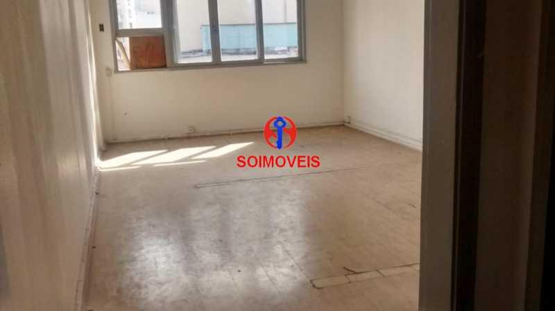 SALA - Kitnet/Conjugado 33m² à venda Centro, Rio de Janeiro - R$ 190.000 - TJKI00050 - 1