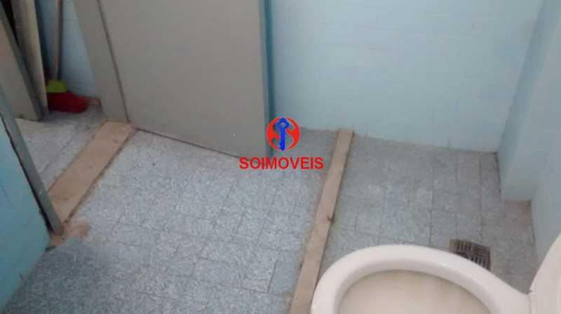 BANHEIRO - Kitnet/Conjugado 33m² à venda Centro, Rio de Janeiro - R$ 190.000 - TJKI00050 - 12