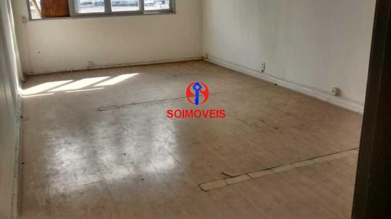 SALA - Kitnet/Conjugado 33m² à venda Centro, Rio de Janeiro - R$ 190.000 - TJKI00050 - 5