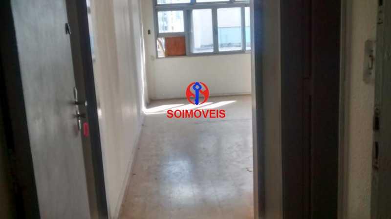SALA - Kitnet/Conjugado 33m² à venda Centro, Rio de Janeiro - R$ 190.000 - TJKI00050 - 3
