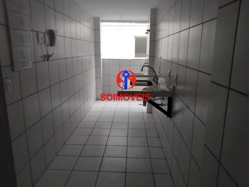 cozinha - Apartamento 2 quartos à venda Grajaú, Rio de Janeiro - R$ 450.000 - TJAP20990 - 18