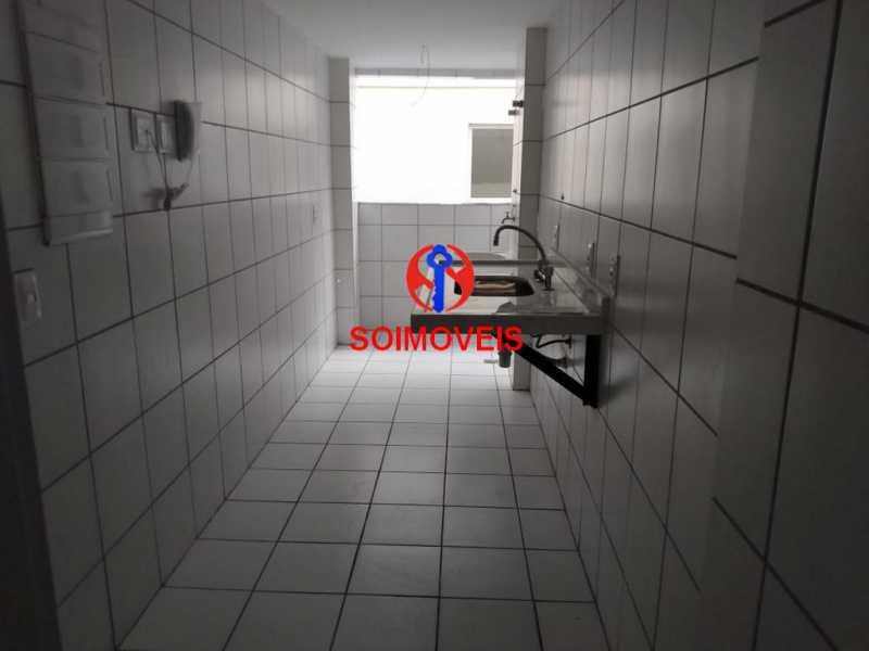cozinha - Apartamento 2 quartos à venda Grajaú, Rio de Janeiro - R$ 450.000 - TJAP20990 - 19