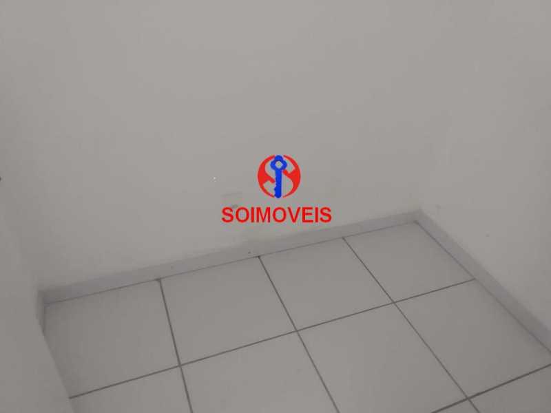dispensa - Apartamento 2 quartos à venda Grajaú, Rio de Janeiro - R$ 450.000 - TJAP20990 - 20