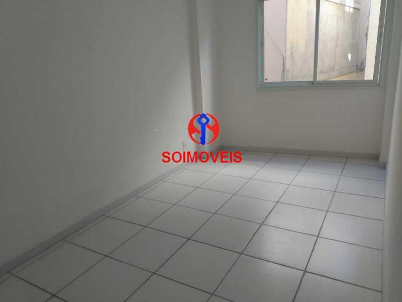 quarto - Apartamento 2 quartos à venda Grajaú, Rio de Janeiro - R$ 450.000 - TJAP20990 - 5