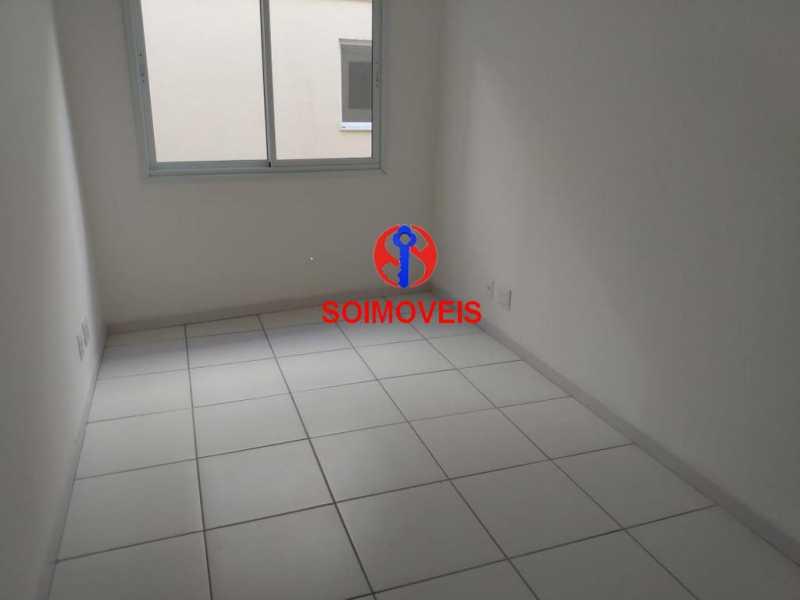quarto - Apartamento 2 quartos à venda Grajaú, Rio de Janeiro - R$ 450.000 - TJAP20990 - 8