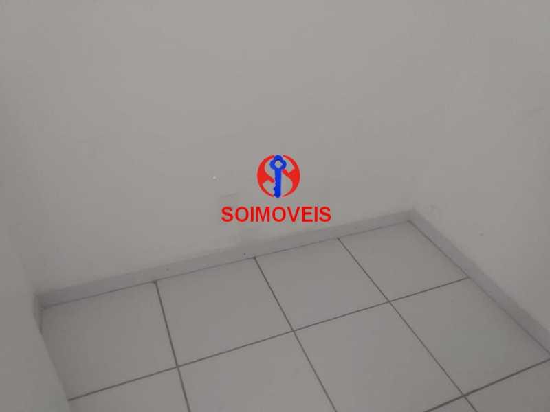 dispensa - Apartamento 2 quartos à venda Grajaú, Rio de Janeiro - R$ 450.000 - TJAP20990 - 21