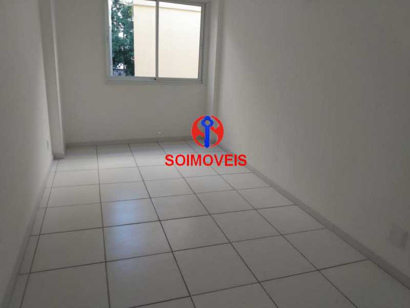 quarto - Apartamento 2 quartos à venda Grajaú, Rio de Janeiro - R$ 450.000 - TJAP20990 - 7