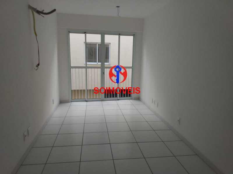 sala - Apartamento 2 quartos à venda Grajaú, Rio de Janeiro - R$ 450.000 - TJAP20990 - 1