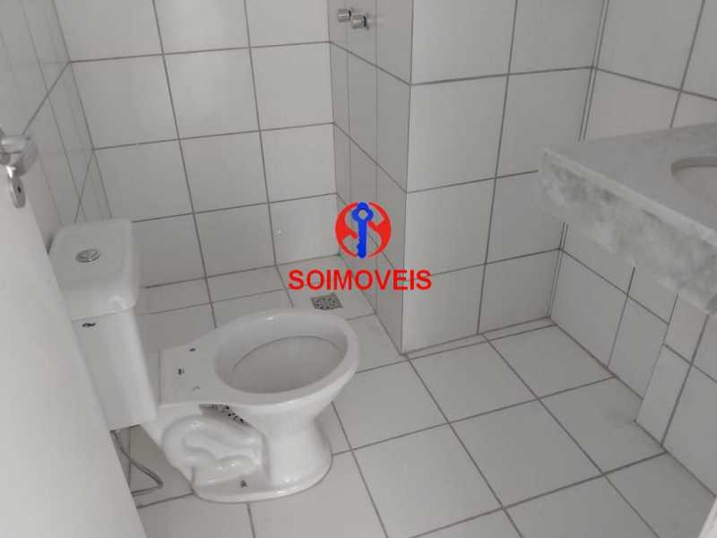 banheiro - Apartamento 2 quartos à venda Grajaú, Rio de Janeiro - R$ 450.000 - TJAP20990 - 14