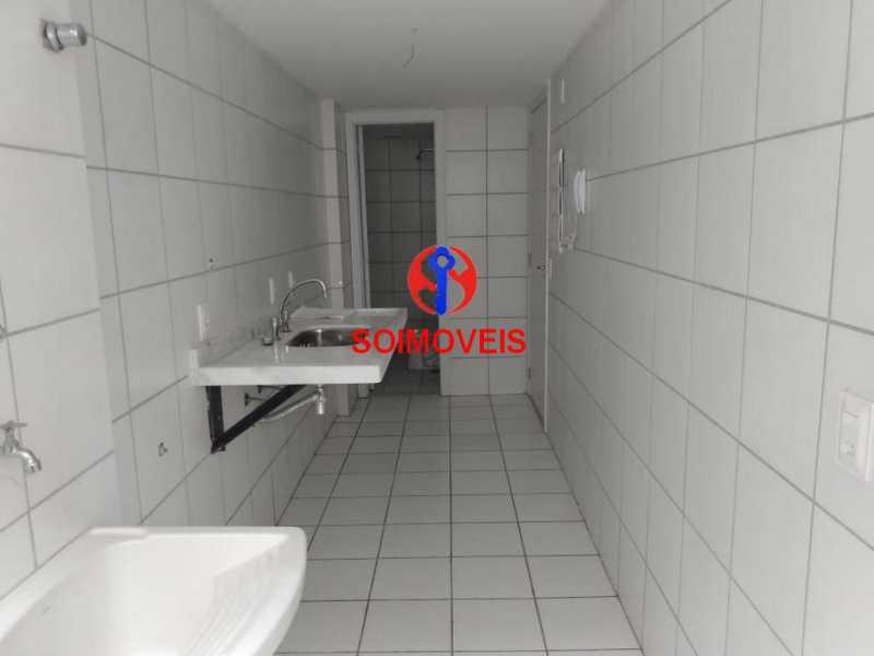 cozinha - Apartamento 2 quartos à venda Grajaú, Rio de Janeiro - R$ 450.000 - TJAP20990 - 16